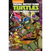 Teenage Mutant Ninja Turtles  Amazing Adventures: Volume 4