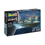 Patrol Torpedo Boat PT-109 1:72 Level 4 Revell Model Kit