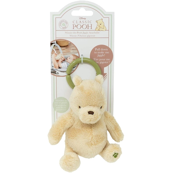 Hundred Acre Wood Winnie the Pooh Jiggle Toy