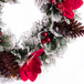 Frosted Christmas Wreath | Pukkr - Image 6