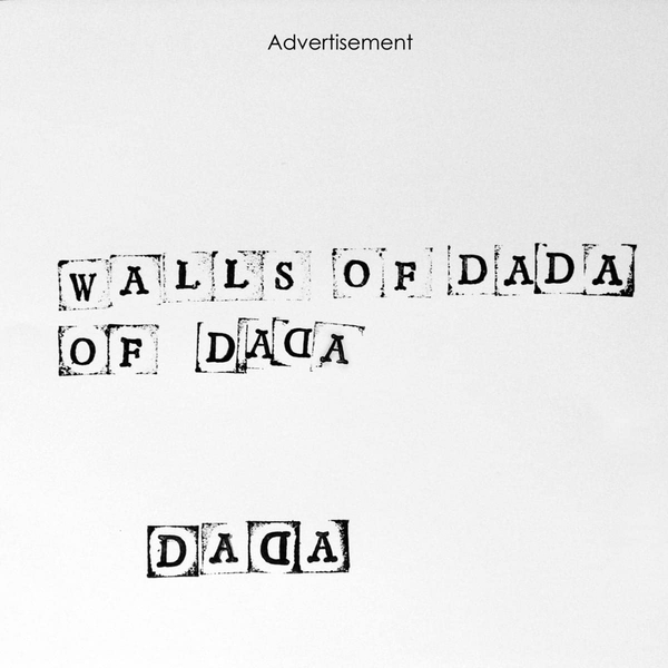 Walls Of Dada ‎– Dada Limited Edition Rose Vinyl