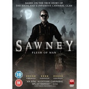 Sawney - Flesh Of Man DVD