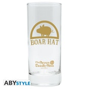 The Seven Deadly Sins - Boar Hat Glass