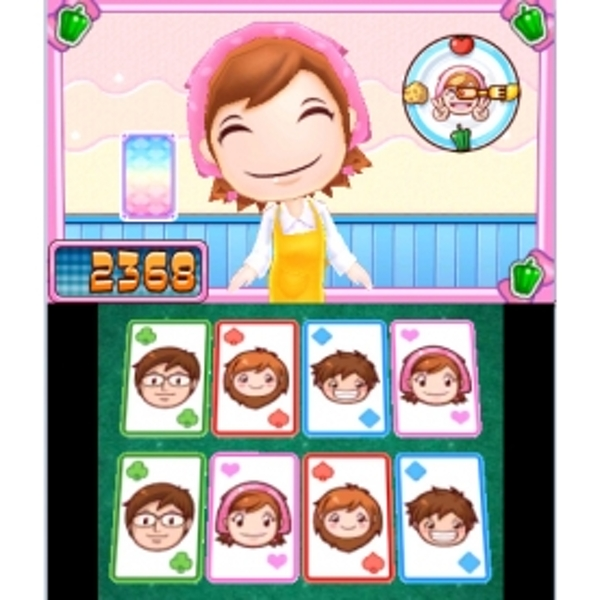 Cooking Mama 5 Bon Appetit 3DS Game - Image 2