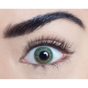 Emerald Green 1 Day Natural Coloured Contact Lenses (MesmerEyez Blendz)