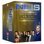 NCIS Seasons 1-8 DVD