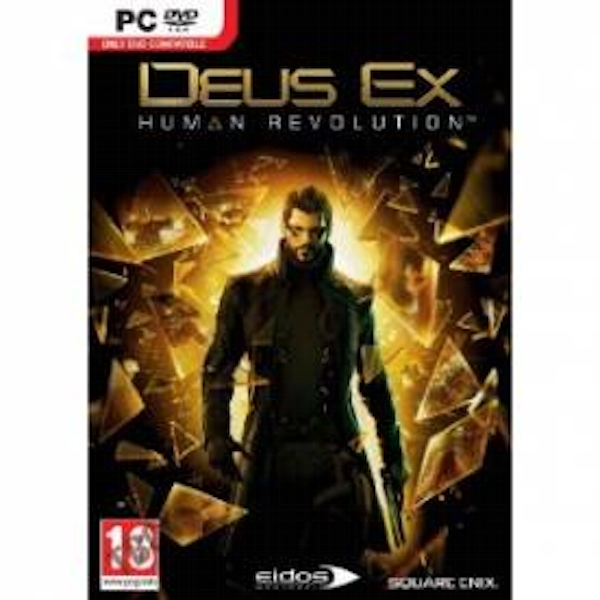 Deus Ex Human Revolution Game PC