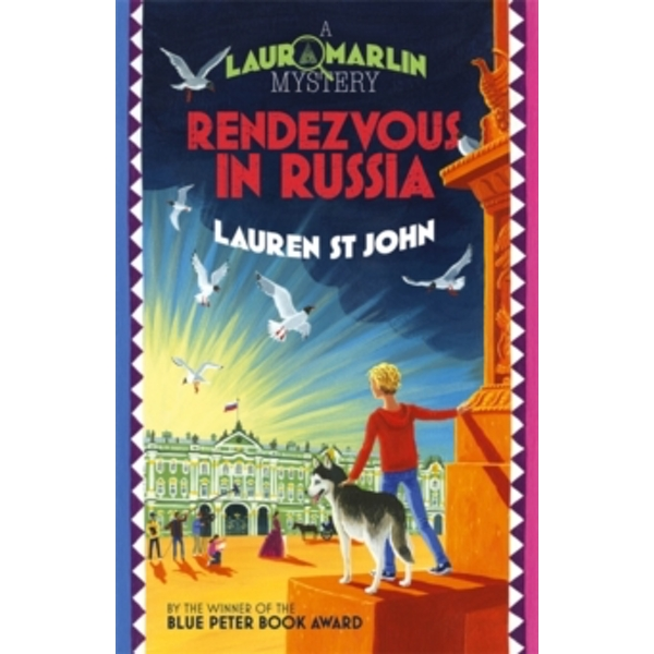 Laura Marlin Mysteries: Rendezvous in Russia : Book 4