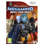 Megamind Mega Team Unite Game Wii