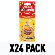 Butterkist Sweet & Salted Popcorn (Pack Of 24) Butterkist Air Freshener