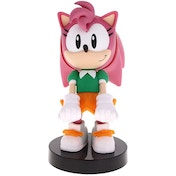 Amy Rose (Sonic The Hedgehog) Controller / Phone Holder Cable Guy