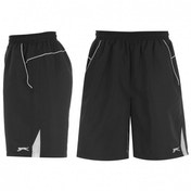 Slazenger Woven Shorts Black Medium Black