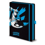 Marvel Retro - Captain America Mono Notebook