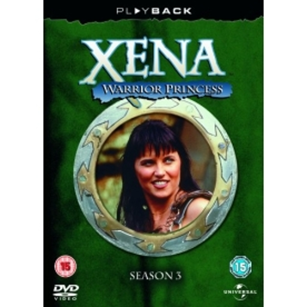 Xena: Warrior Princess - Season 3 DVD