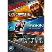 Ozombie / Hirokin / Battle Earth DVD