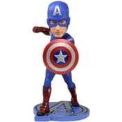Avengers Captain America Bobble Head Knocker