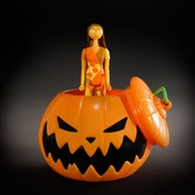 Ornament Sally (Nightmare Before Christmas) ReAction Action Figure
