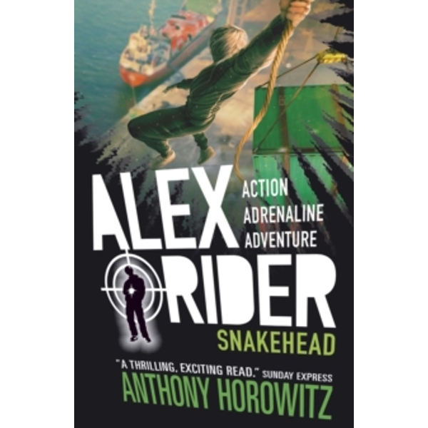 Snakehead by Anthony Horowitz (Paperback, 2015)