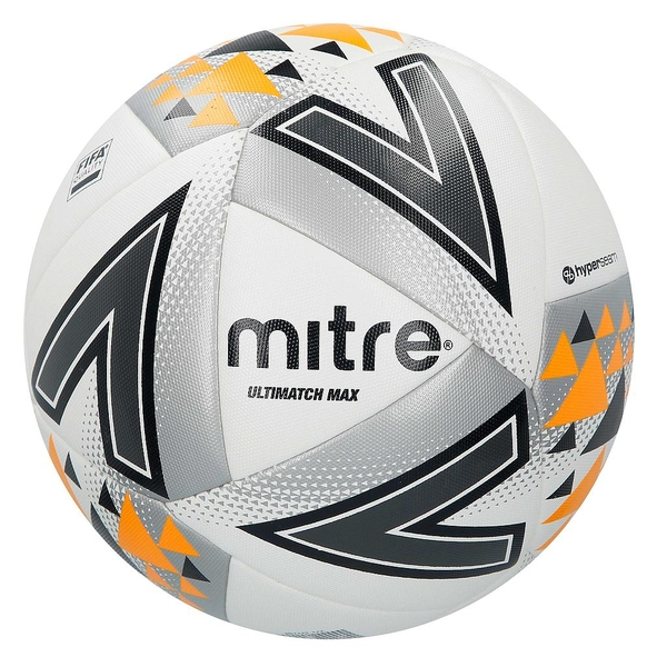 Mitre Ultimatch Max Match Ball Size 4