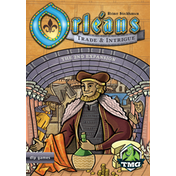 Orleans: Trade & Intrigue Expansion Board Game
