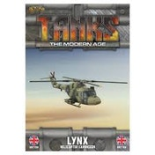 TANKS The Modern Age British Lynx (Helo)