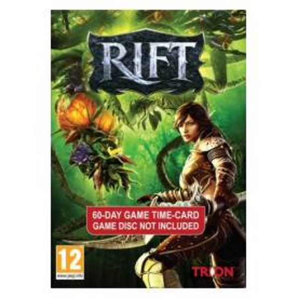 Rift 60 Day Time Card For EU Servers PC