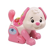 Vtech Shake and Move Puppy Pink