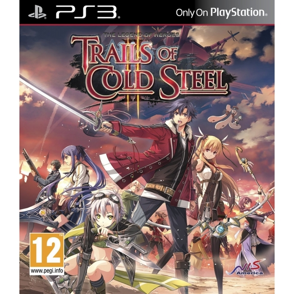 The Legend Of Heroes Trails Of Cold Steel II PS3 Game