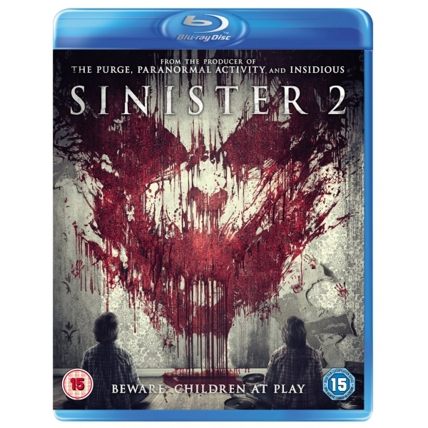 Sinister 2 Blu-ray