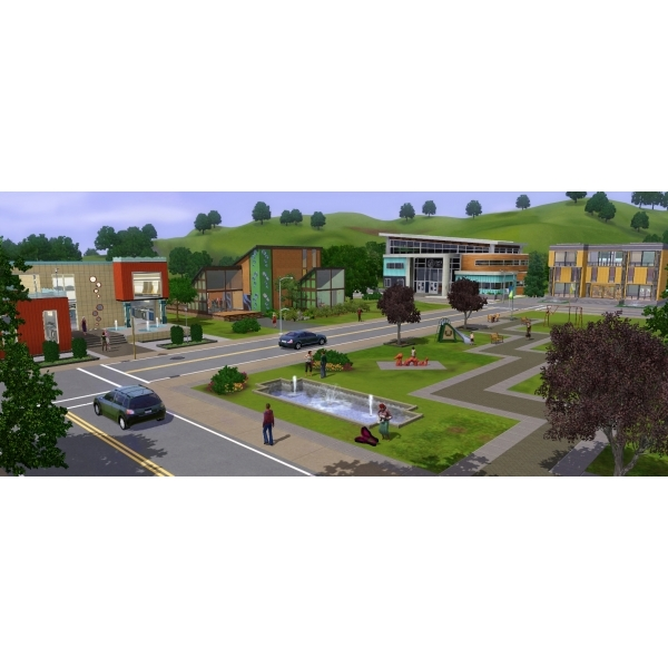 The Sims 3 Town Life Stuff Game PC - Image 3