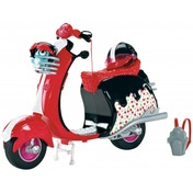 Mattel Monster High Ghoulia Scooter