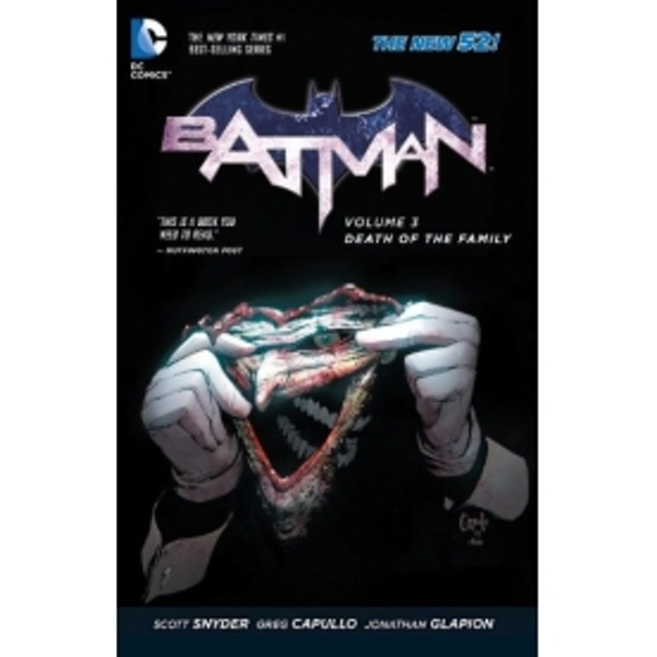 Batman Volume 3: Death of the Family TP (The New 52)