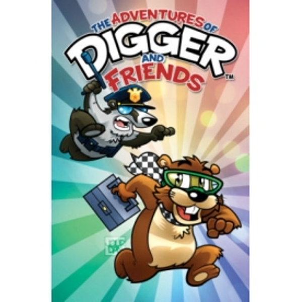 Digger & Friends