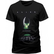 Alien - Poster Men's XX-Large T-Shirt - Black