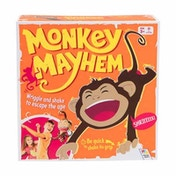 Monkey Mayhem Board Game
