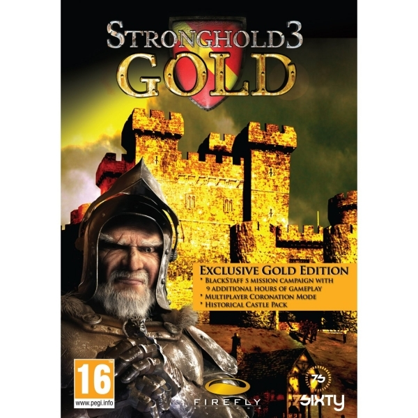 Stronghold 3 Gold Game PC