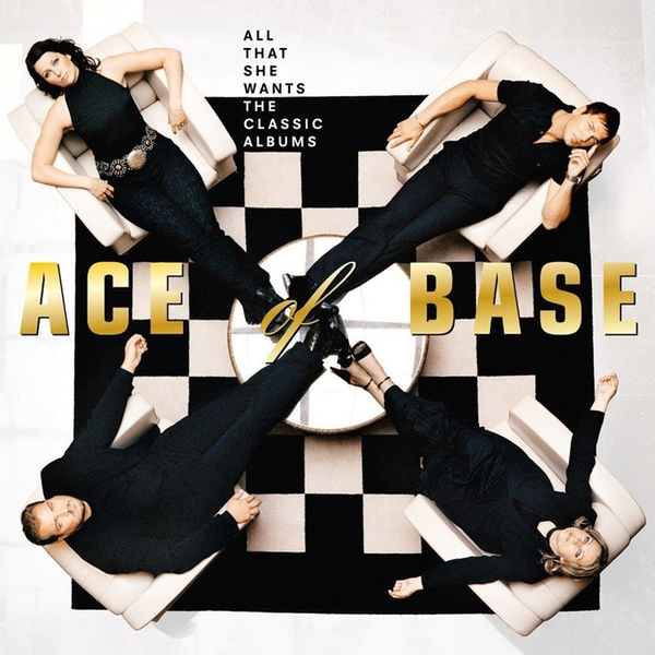 Ace Of Base ‎- All That She Wants: The Classic Albums Vinyl