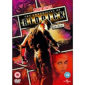 Reel Heroes Chronicles Of Riddick DVD