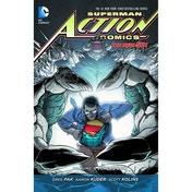 Superman Action Comics Volume 6 Superdoom The New 52