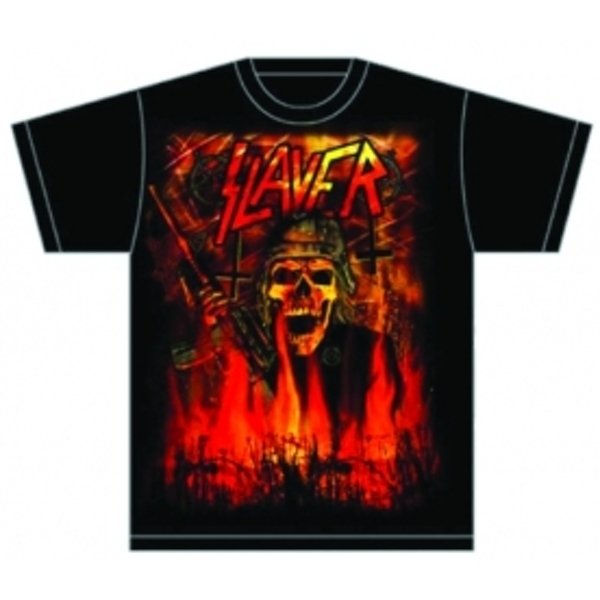 Slayer Wehrmacht Mens T Shirt: Small