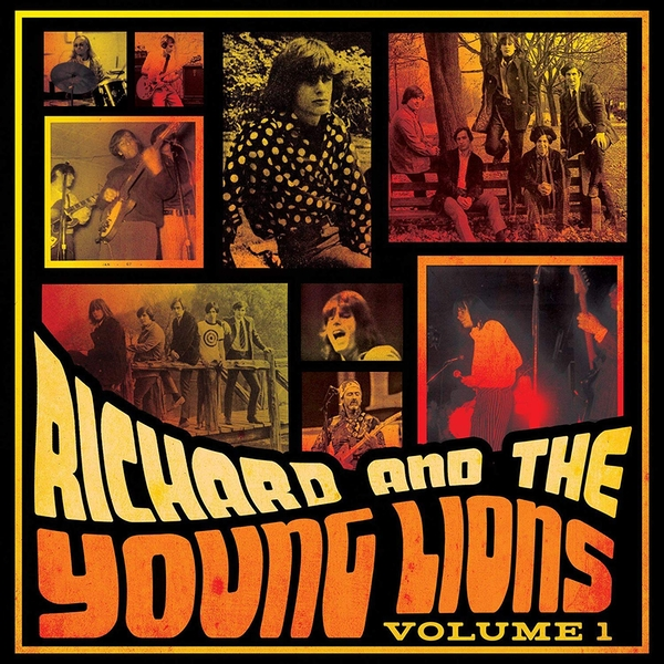 Richard And The Young Lions - Volume 1 (180g) Vinyl