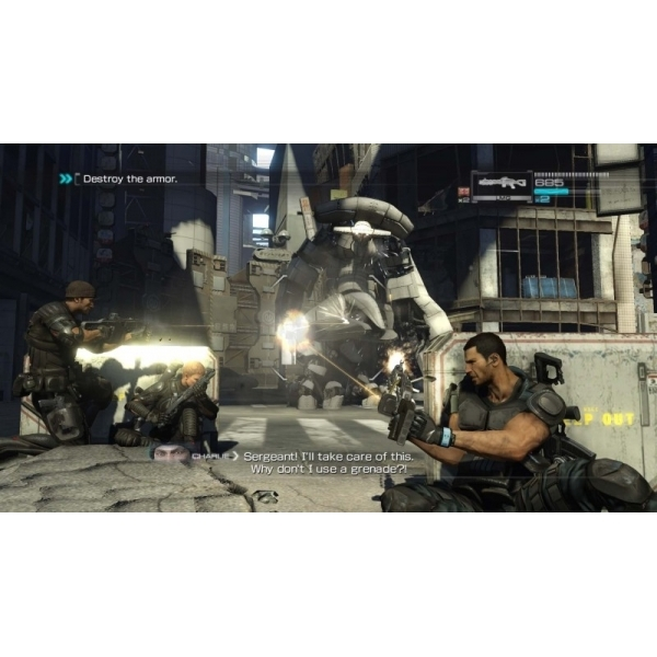 Binary Domain Game Xbox 360 - Image 2