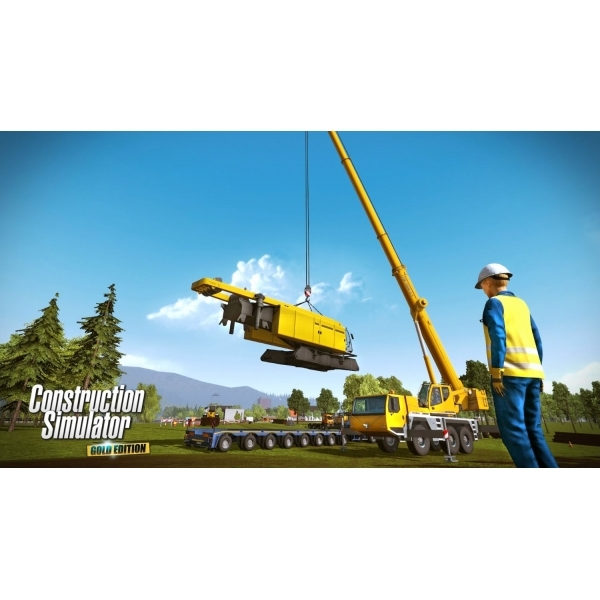 Construction Simulator Gold PC Game - Image 3