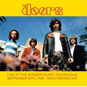 The Doors - Live at the Konserthuset CD