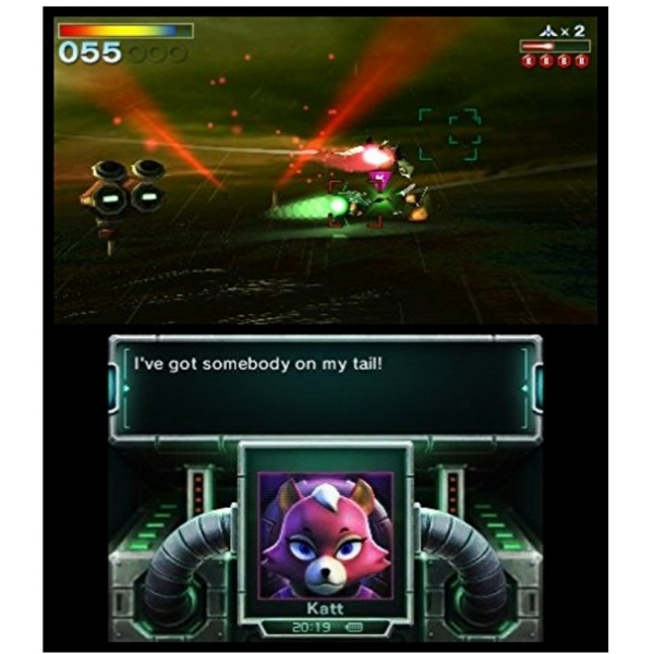 Star Fox 64 3D Game 3DS (Selects) - Image 6