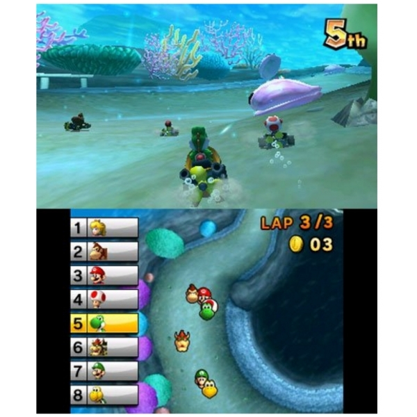 Mario Kart 7 Game 3DS - Image 5