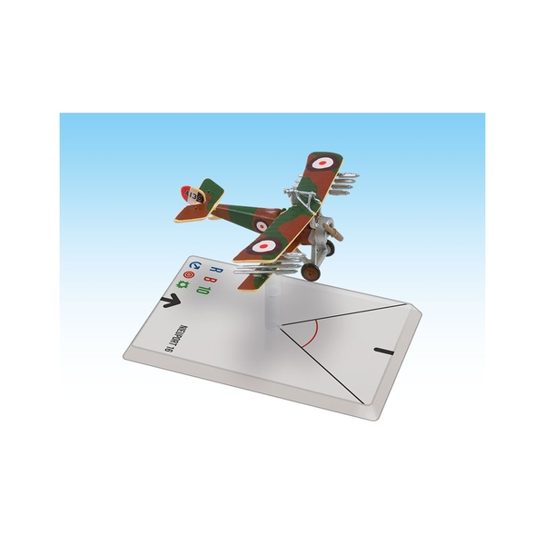 Wings of Glory Nieuport 16 Ball Expansion