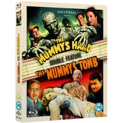 2 Film Collection - The Mummys Hand / The Mummys Tomb Blu-Ray