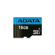 ADATA 16GB High Capacity Micro SD Card with SD Adapter