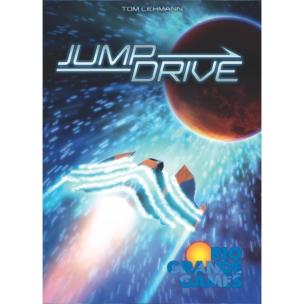 Image of Jump Drive Race For The Galaxy Board Game